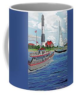 Fire Island Lighthouse Coffee Mug