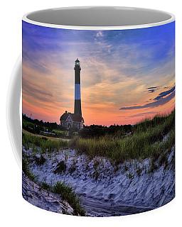Fire Island Lighthouse Coffee Mug by Rick Berk