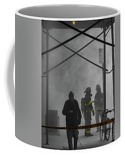Fire Line Coffee Mug