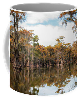 Fire Moss  Coffee Mug