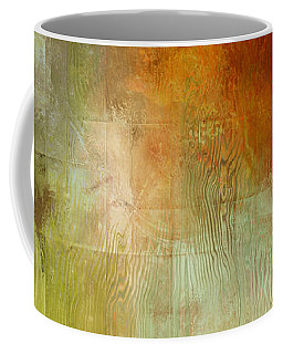 Fire On The Mountain - Abstract Art Coffee Mug