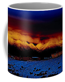 Fire On The Mountain  Coffee Mug