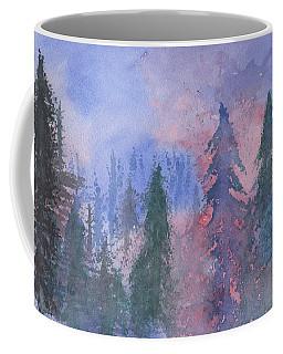 Fire On The Mountain Coffee Mug