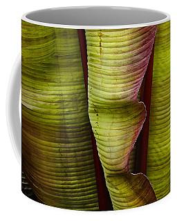 Fire Palm Iv Coffee Mug