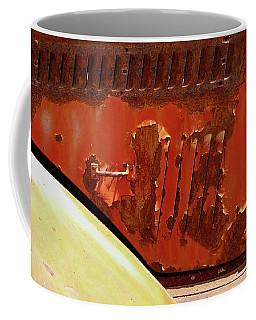 Fire Truck Detail Coffee Mug