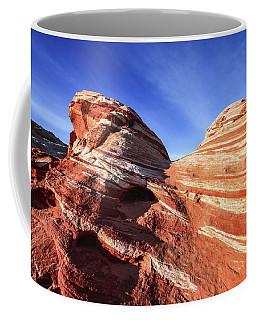 Fire Wave Coffee Mug