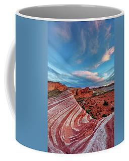 Fire Wave IIi Coffee Mug