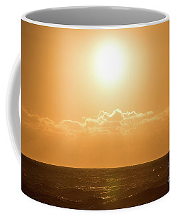 Fireball Coffee Mug by Robert Loe