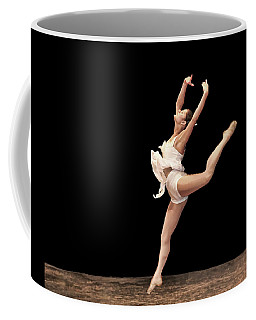 Firebird Ballet Position Coffee Mug