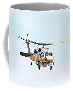 Firehawk In Flight Coffee Mug by Shoal Hollingsworth