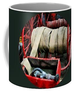 Fireman - Fire Hoses Coffee Mug