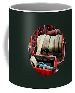 Fireman - Fire Hoses Coffee Mug