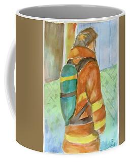 Fireman Coffee Mug