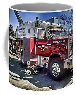 Firemen Honor And Sacrifice #1 Coffee Mug