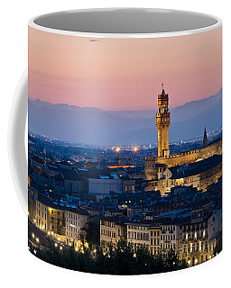 Firenze At Sunset Coffee Mug