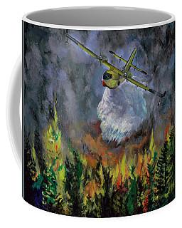 Firestorm Coffee Mug