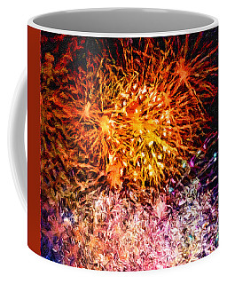 Fireworks 11 Coffee Mug