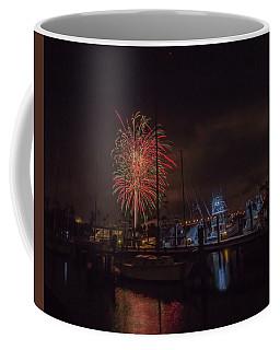 Fireworks, 2018 Coffee Mug