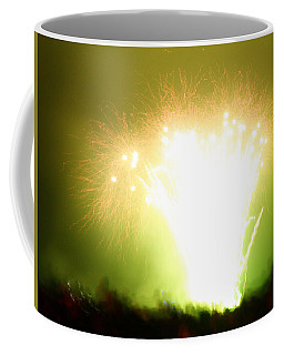 Fireworks 3 Coffee Mug