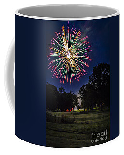 Fireworks Beauty Coffee Mug