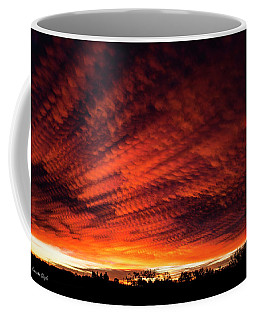 Fiery Sky 7 Coffee Mug