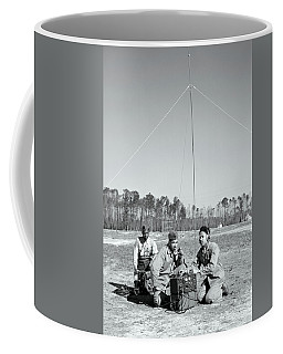 First African American United States Marines 1942 Coffee Mug