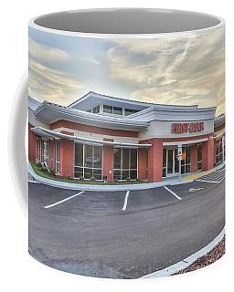 First Bank 5 Coffee Mug