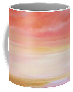 Coffee Mug featuring the painting First Blush By V.kelly by Valerie Anne Kelly