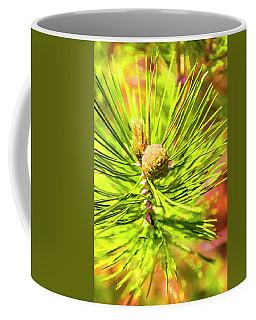 First Bud Coffee Mug by Nancy Marie Ricketts