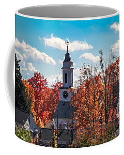 First Congregational Church Of Southampton Coffee Mug