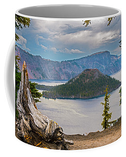 First Crater View Coffee Mug