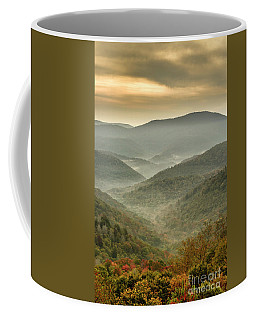 Coffee Mug featuring the photograph First Day Of Fall Highlands by Thomas R Fletcher