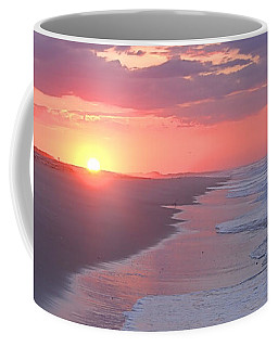 Coffee Mug featuring the photograph First Daylight by Newwwman