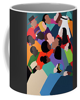 First Family The Obamas Coffee Mug
