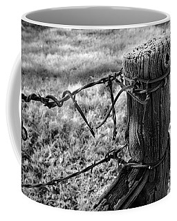 Coffee Mug featuring the photograph First Frost by Ron Cline