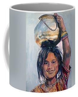 First I Will Finish My Work Coffee Mug