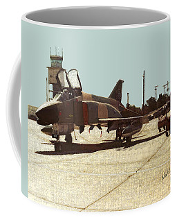 First Jet Coffee Mug