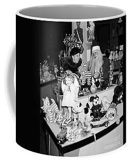First Lady Eleanor Roosevelt And Santa Coffee Mug