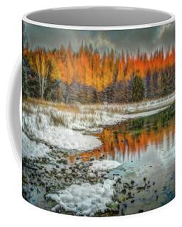 First Light At 3 Springs Coffee Mug