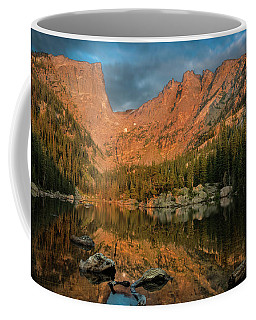 First Light At Dream - Thomas Schoeller Coffee Mug