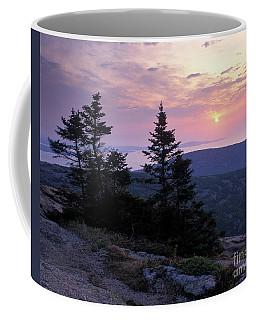 First Light - Fm000127 Coffee Mug