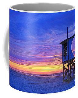 First Light On The Beach Coffee Mug