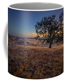 First Light On The  Canyon Ranch Coffee Mug