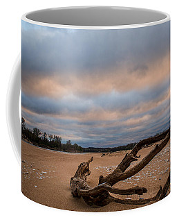First Light On The Kaw Coffee Mug