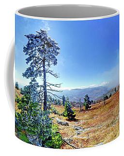 First Light Snow Coffee Mug