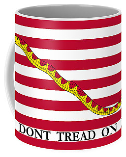 First Navy Jack Coffee Mug