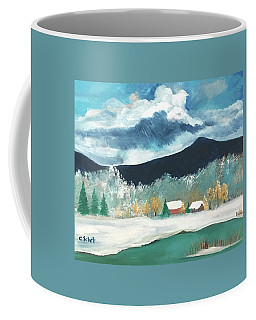 First Pennsylvania Snow Coffee Mug