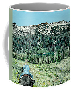 First Ride Coffee Mug