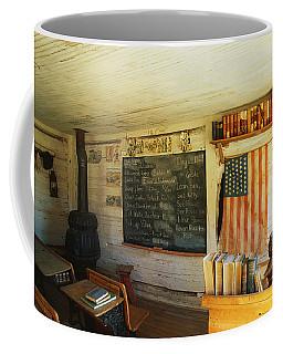 First School In Montana Coffee Mug