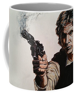 First Shot - Han Solo Coffee Mug